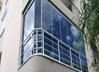 GLASS BALCONY PROFILES