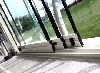 SLIDING GLASS BALCONY PROFILES